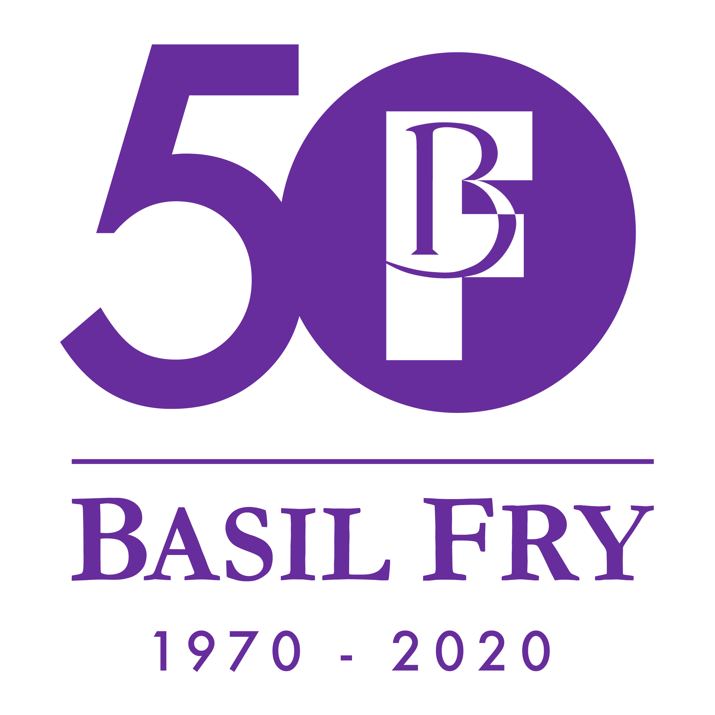 50 years of Basil Fry